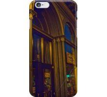 3rd St. Street Scene iPhone Case/Skin