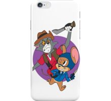 Team Fortress 2 - Tom & Jerry iPhone Case/Skin