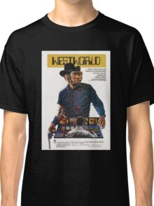 Westworld Poster Classic T-Shirt