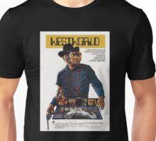 Westworld Poster Unisex T-Shirt