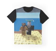 Roblox Best Friends Graphic T-Shirt
