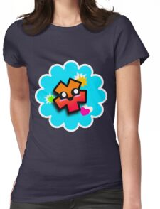 Kawaii Correction! Womens Fitted T-Shirt