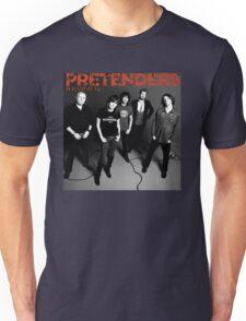 Pretenders Holiday Tour 2016 Unisex T-Shirt