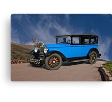 1928 Buick Master 6 Sedan Canvas Print