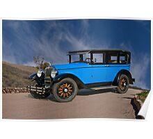 1928 Buick Master 6 Sedan Poster