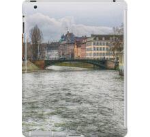 Strasbourg France iPad Case/Skin