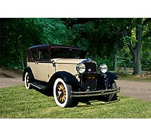 1929 Dodge DA Sedan Photographic Print