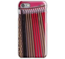 Play me a tune on your accordian please iPhone Case/Skin