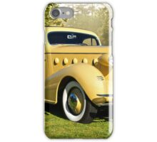 1934 LaSalle Rumble Seat Coupe iPhone Case/Skin