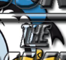 DTG Sticker