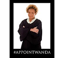 Wanda Sykes for Supreme Court Photographic Print