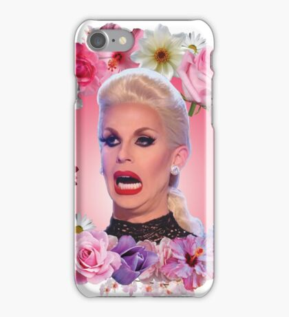 Shocked Katya Zamolodchikova - Rupaul's Drag Race All Stars 2 iPhone Case/Skin