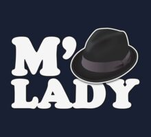 M'Lady Fedora by Boogiemonst