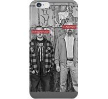 The Chemist and the Entrepreneur - Breaking Bad iPhone Case/Skin