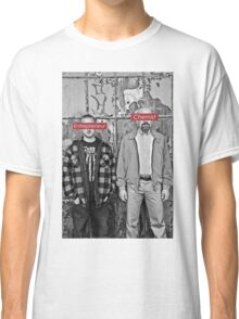 The Chemist and the Entrepreneur - Breaking Bad Classic T-Shirt