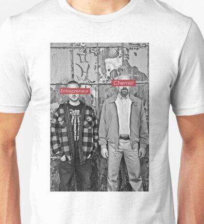 The Chemist and the Entrepreneur - Breaking Bad Unisex T-Shirt