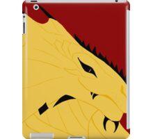 Magnus, Dragonborn Pirate iPad Case/Skin