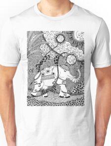 Strength - duco divina doodle Unisex T-Shirt