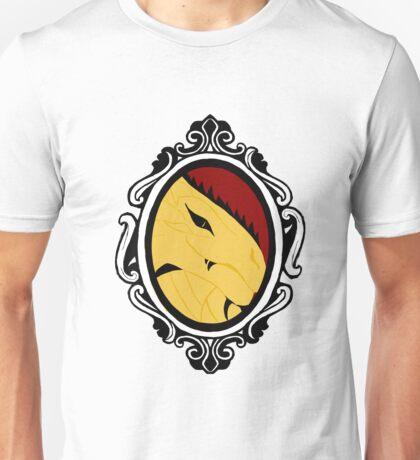 Magnus, Dragonborn Pirate V2 Unisex T-Shirt
