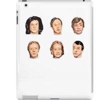 Arcade Fire Bobbleheads iPad Case/Skin