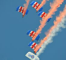 RAF Falcons by Andy Jordan