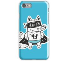 Super Fox iPhone Case/Skin