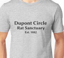 Dupont Circle Rat Sanctuary Unisex T-Shirt