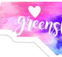 Greensboro Sticker