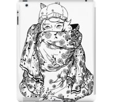 Summer Blanket iPad Case/Skin