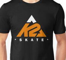 K2 s.k.a.t.e skate Unisex T-Shirt