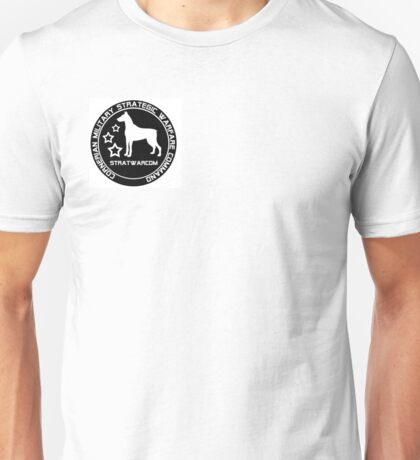 Strategic Warfare Command - STRATWARCOM Unisex T-Shirt