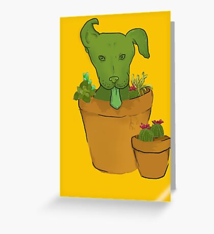 Don't Let the Hate Grow!  Greeting Card