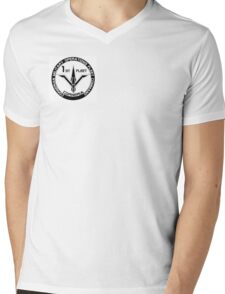 Cornerian 1st Fleet Mens V-Neck T-Shirt