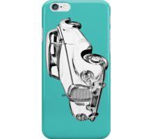 Mercedes Benz 300 Luxury Car Illustration iPhone Case/Skin