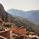 View from Delphi by zumi