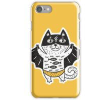 Super Cat iPhone Case/Skin