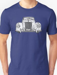 Mercedes Benz 300 Luxury Car Illustration T-Shirt
