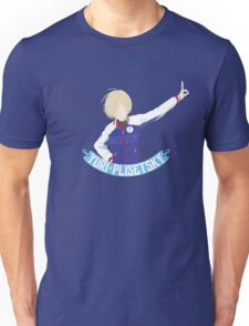 Yuri Plisetsky - Yuri!!! On Ice Unisex T-Shirt