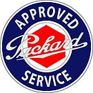 Packard Approved Service vintage sign by htrdesigns