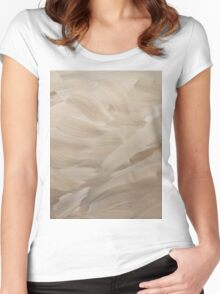 Art Work Women's Fitted Scoop T-Shirt