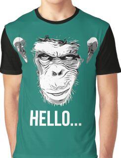 hello Graphic T-Shirt