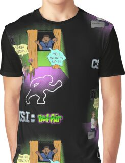 CSI : Bel Air Graphic T-Shirt