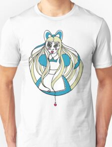 Abstract Alice T-Shirt