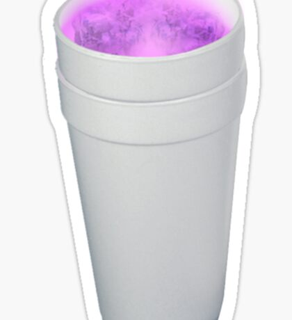 Lean Cup Sticker
