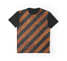 STR3 BK MARBLE BURL Graphic T-Shirt