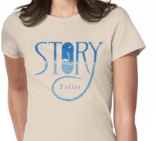 Story Teller Womens Fitted T-Shirt