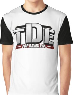 Top Dawg Entertainment Graphic T-Shirt