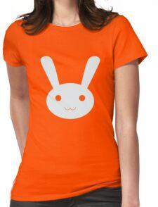 Jaune's Bun-Bun Womens Fitted T-Shirt