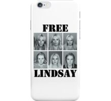 FREE LINDSAY  iPhone Case/Skin
