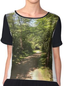 Path Least Travelled By Chiffon Top